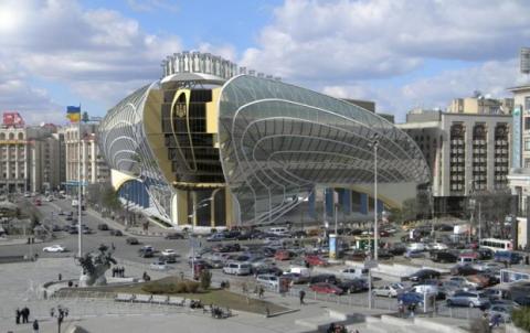 В «Киевпроекте» показали, каквидят новый Домпрофсоюзов
