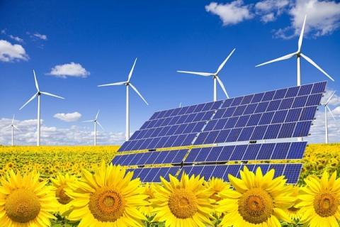Частка «зеленої» енергії вУкраїні