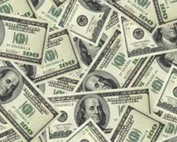 На черном рынке доллар продавали по27грн