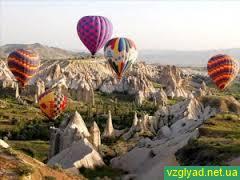 Нестандартное путешествие в Турцию
