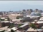 В Ереване в районе захваченного полка полиции стрельба и взрывы  (видео)