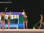 Украинские гимнастки победили на третьем этапе Кубка мира в Баку.