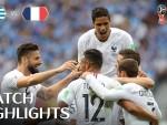 Сборная Франции 6 июля первой вышла в полуфинал чемпионата мира по футболу 2018 года.